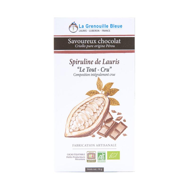 "Chocolat ""Le Tout-cru"""